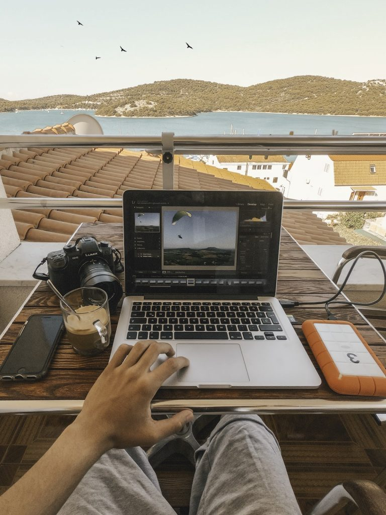 Gran Canaria based, Matthew, shared his experiences on working remotely: